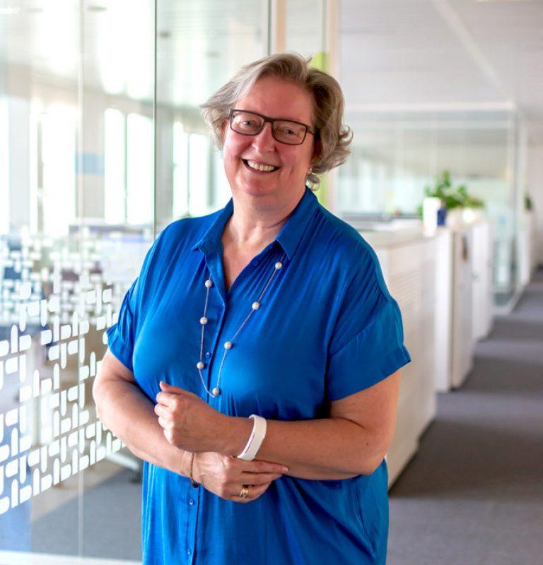 Administrateur général de l'INASTI - Anne Vanderstappen
